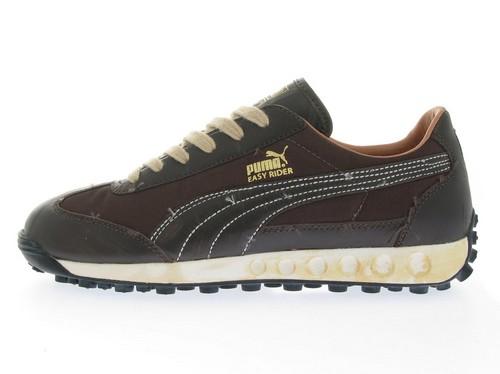 Mar 20 · Puma Easy Rider Vintage - Distressed Brown Leather ...