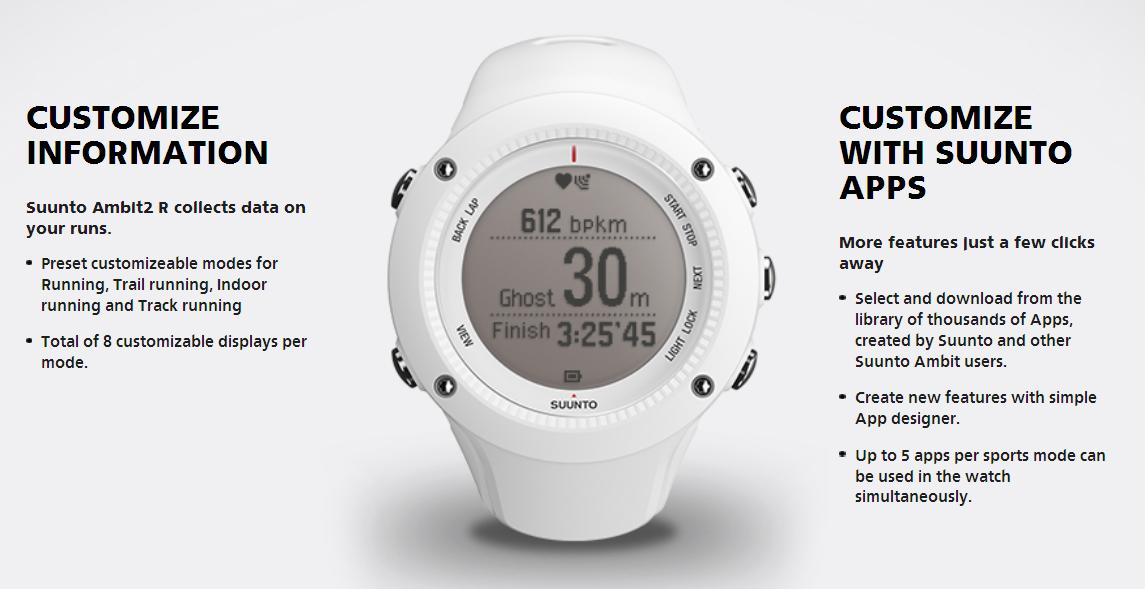 Review Elevate Your Run With The Suunto Ambit2 R Fooyoh