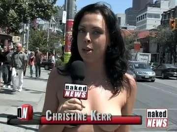 News japan naked Naked News