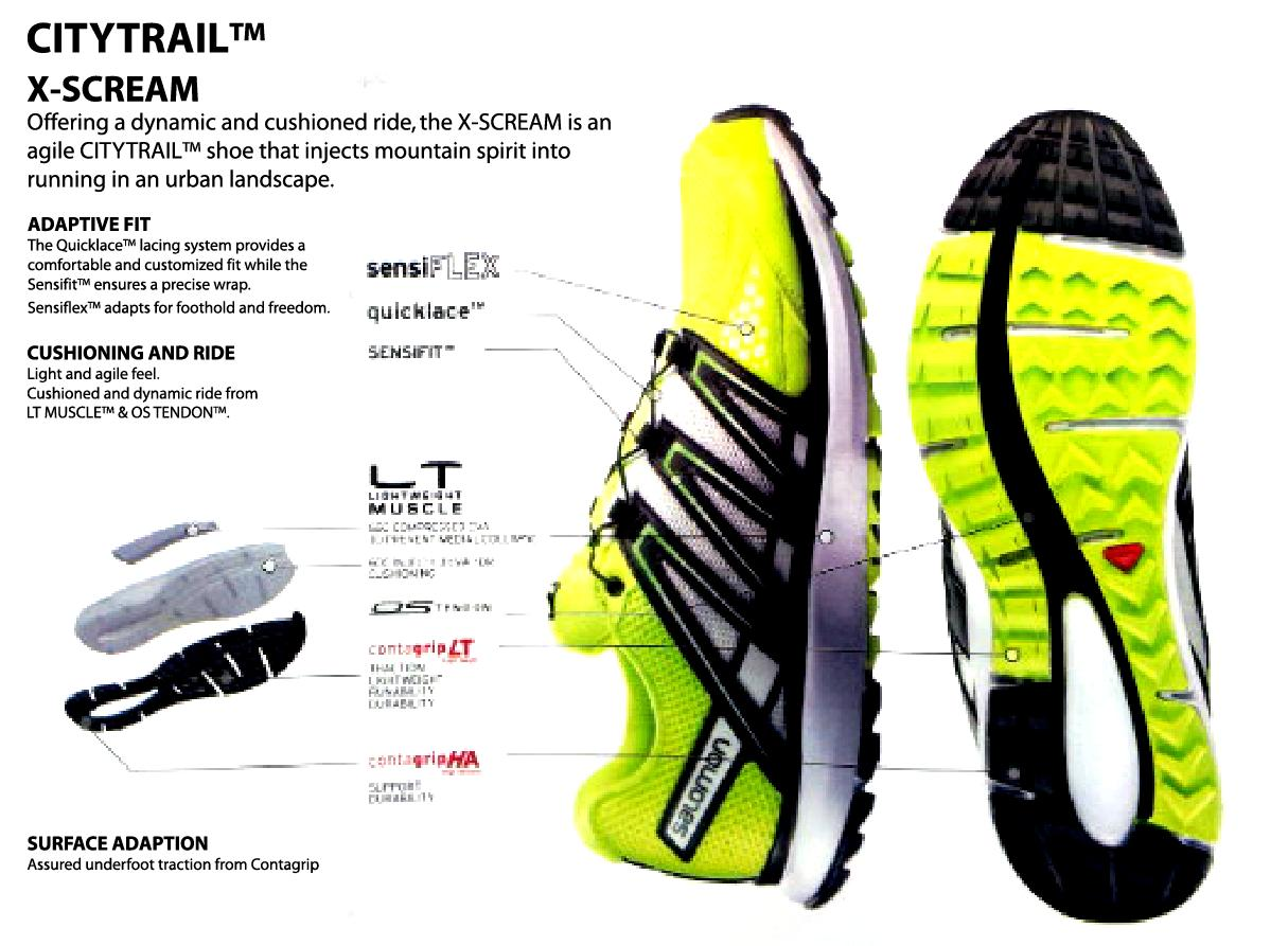 This agile runner is designed to provide just the right amount of cushioning for running on pavement, while also offering adequate the protection and grip ...