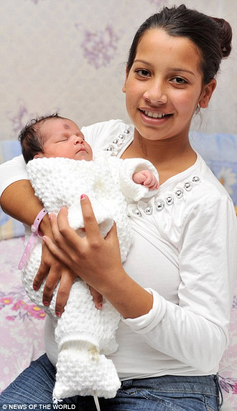11-Year-Old Gives Birth On Wedding Day :: FOOYOH ENTERTAINMENT