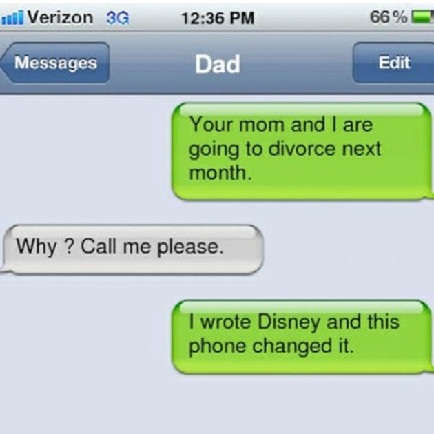 Disney divorce