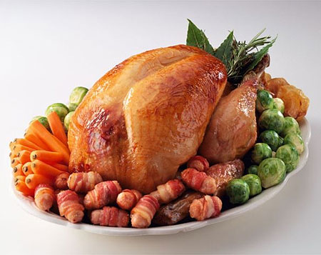 Don't Eat The Christmas Turkey Because Your Partner Might Leave ...