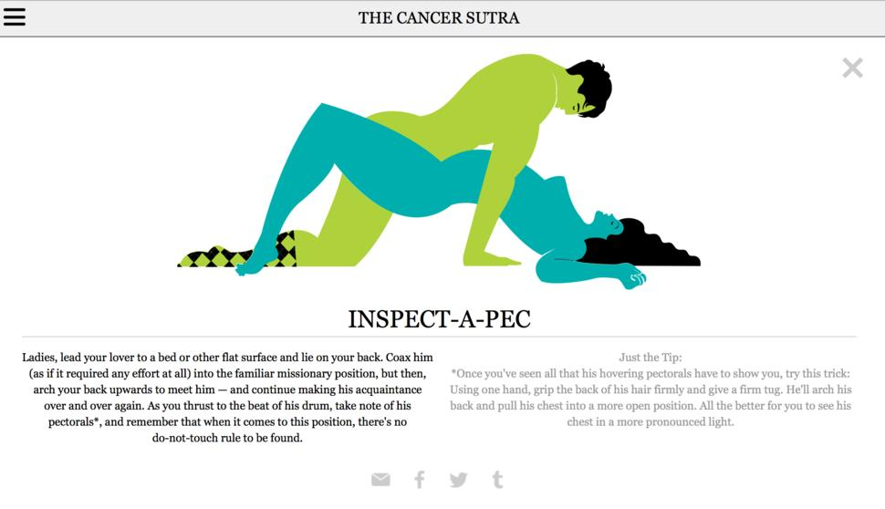 Cancer sex tips