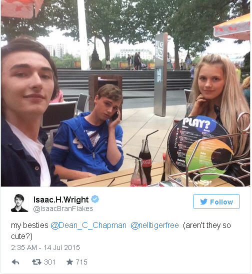 Tommen and myrcella dating in real life