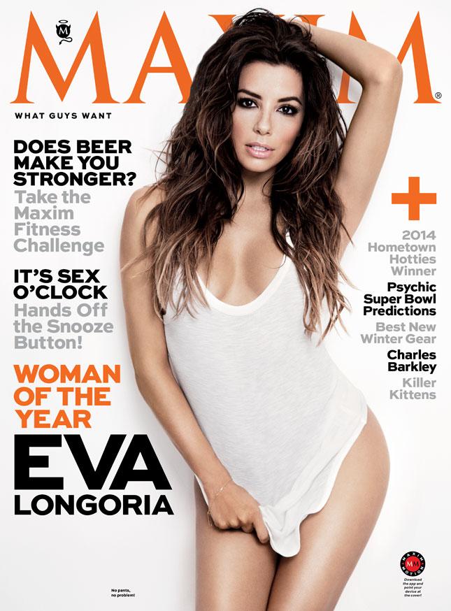 Eva in longoria magazine nude