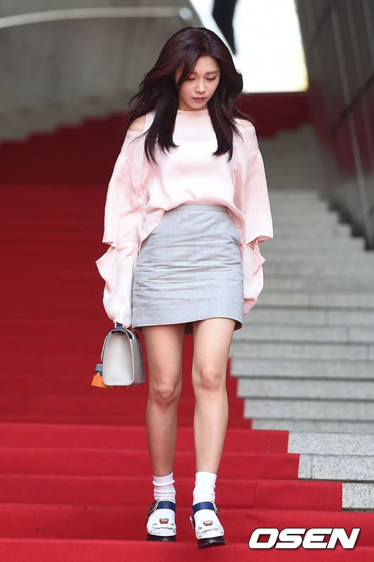 Seoul Fashion Week Seventeen