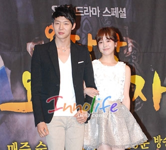 Lee Seung Gi and Han Ji Min voted as 'the best future father
